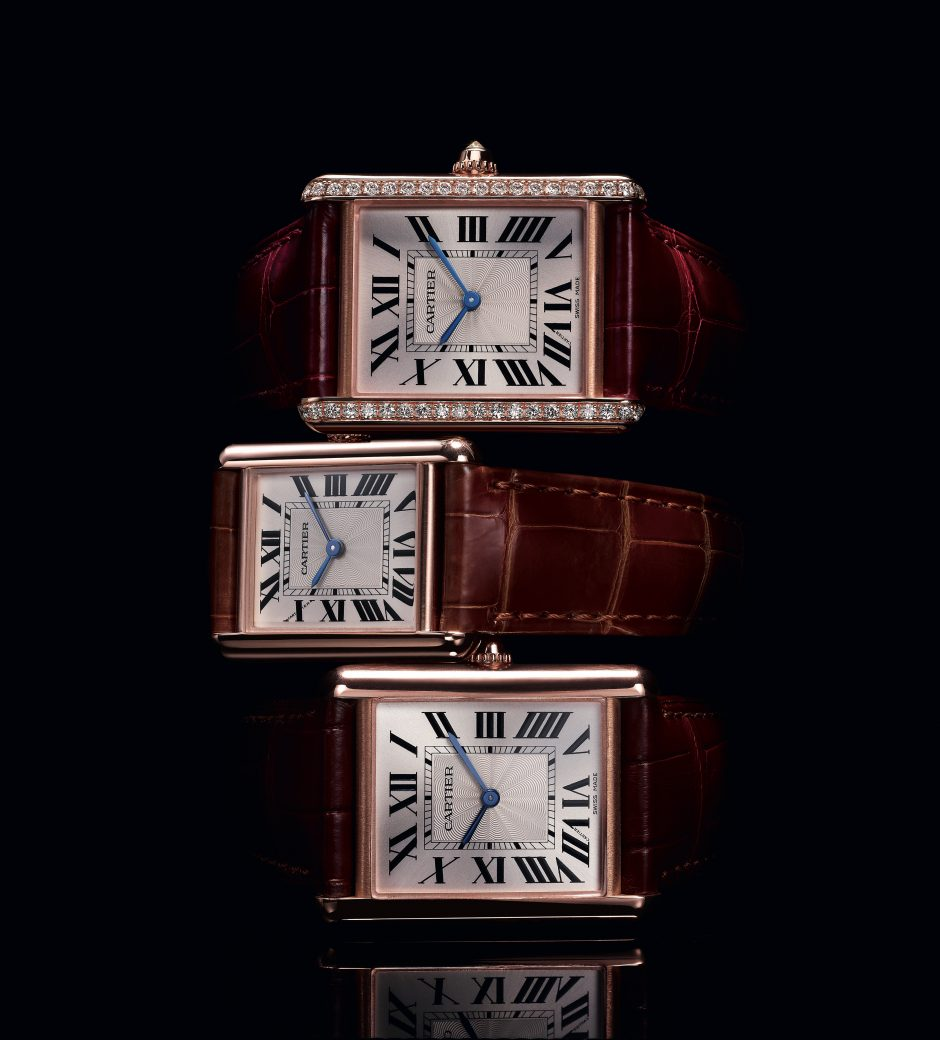 Cartier Tank: A Centenary Classic