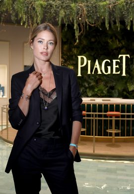 Piaget Unveils New Global Brand Campaign at SIHH 2018