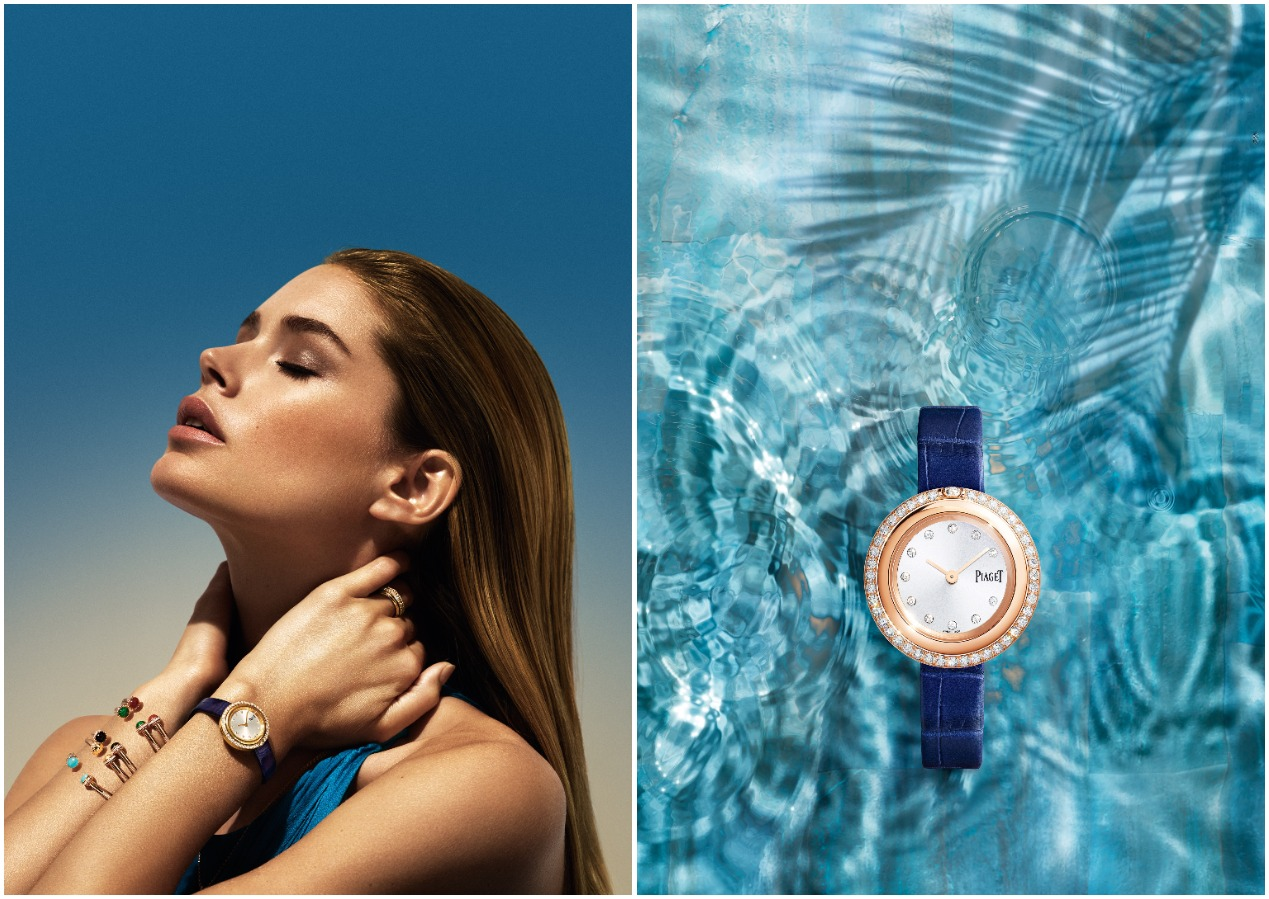 piaget new global campaign