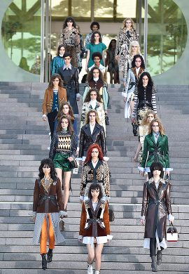 Louis Vuitton: Tradition-Modernity Convergence