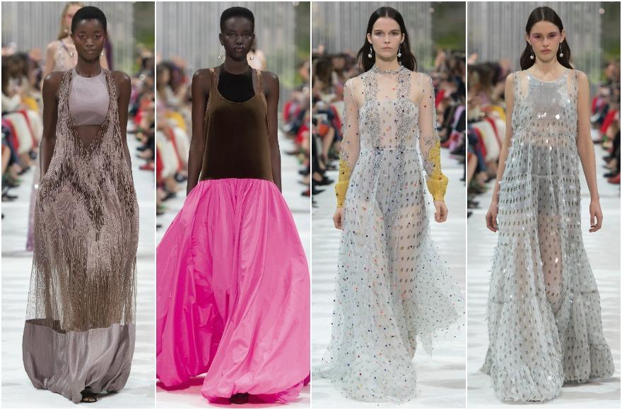 valentino spring summer 2018 maxi dresses